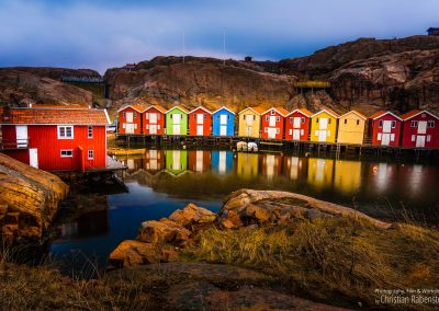 Colorful Sweden