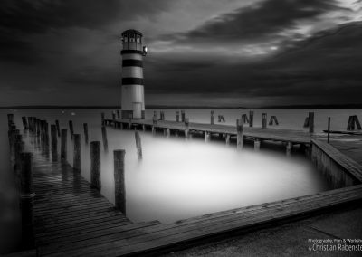 Lighthouse At The Lake, Neusiedlersee